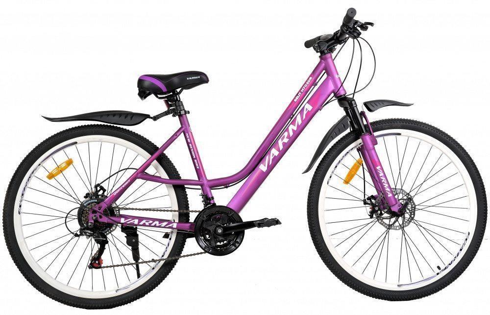 "Велосипед 27,5"" VARMA BELIT H702DR 21 ск. ст., РЕГУЛ.РУЛЯ"