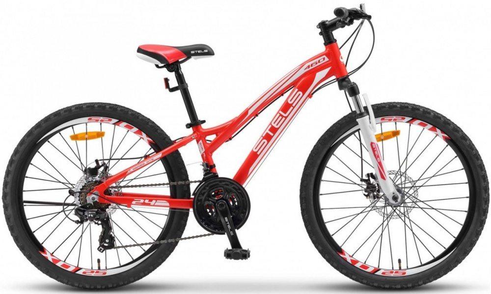 """Подростковый велосипед STELS Navigator 460 MD К010 24"""" AL (2020)"""
