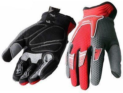 Перчатки G 8100 красные M MICHIRU (пара)