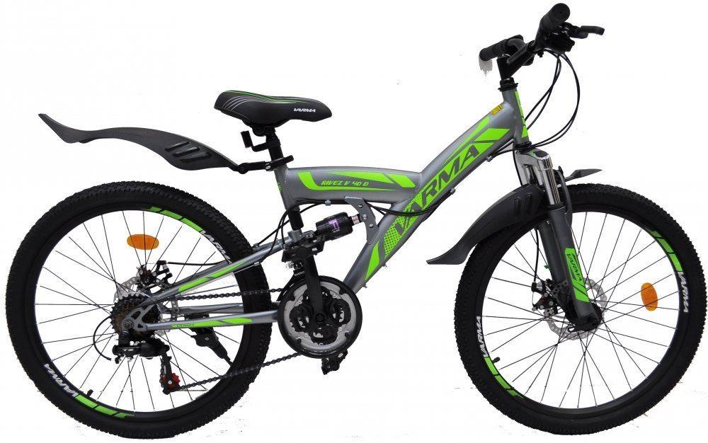 """Подростковый велосипед 24"""" VARMA RIVEZ V40D"""