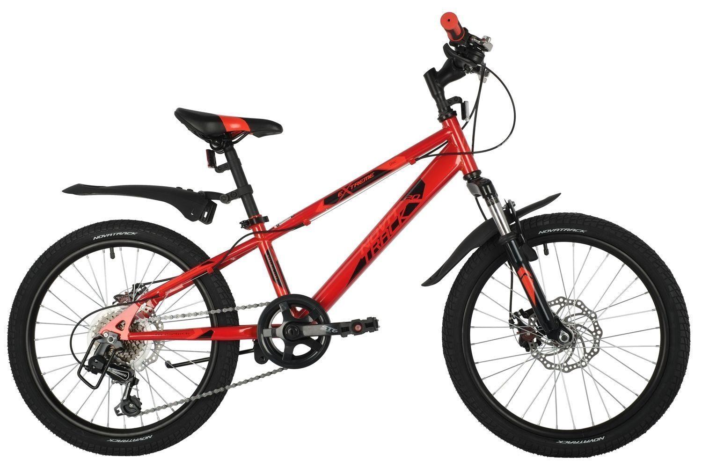 """Велосипед NOVATRACK 20"""" EXTREME ст. 6ск. диск.торм."""