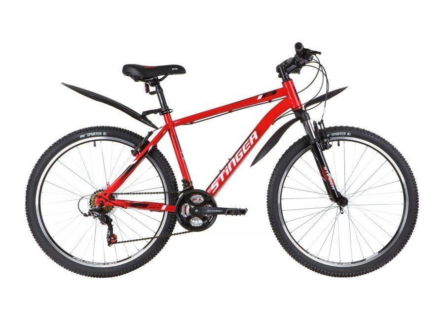 """Велосипед Stinger 26"""" CAIMAN, сталь"""
