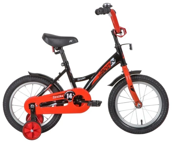 "Велосипед NOVATRACK STRIKE 14"" 2020"