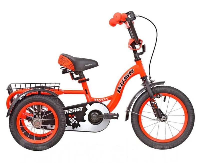"""Велосипед 20"""" трехколесный RUSH HOUR ENERGY"""