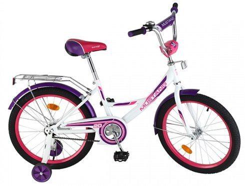 "Детский велосипед 18"" MUSTANG A-тип"