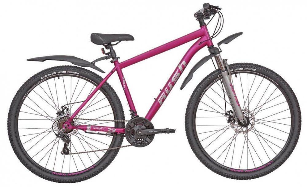 "Велосипед 29"" 21ск RUSH HOUR RX 905 DISC ST"