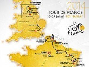 «Тур де Франс» - 2014 заедет в Лондон