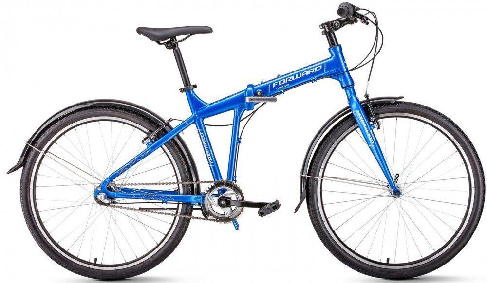 Складной велосипед Forward Tracer 26 3.0 (2018-2019)