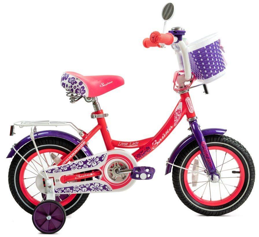 """Велосипед 12"""" ЗАЙКА 1205Z-1 2020"""