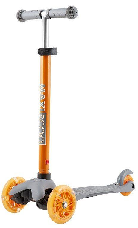 Самокат трехколесный  Maxiscoo Baby со свет. колесами