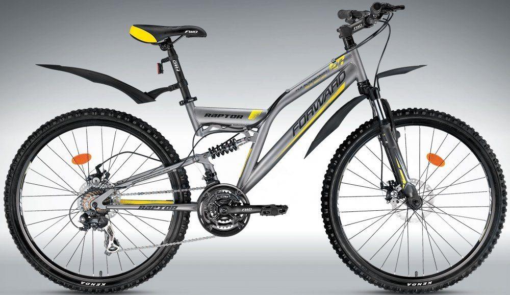 Горный велосипед Forward Raptor 26 2.0 disc