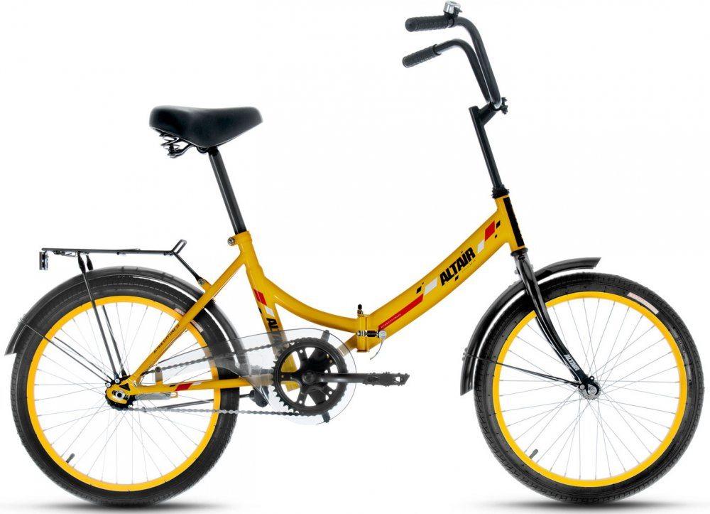 Складной велосипед ALTAIR  CITY  20 скл.