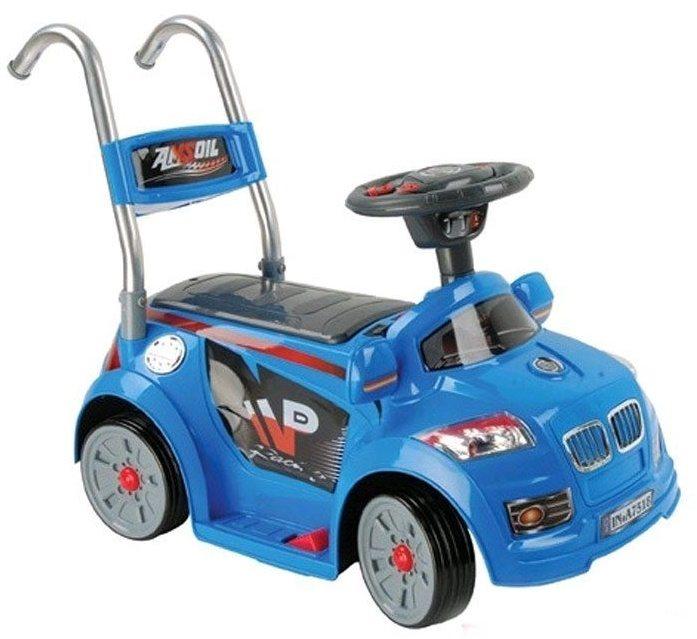 Детский электромобиль Jia-Jia BMW B20B R/C с ручкой