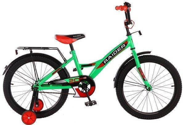 """Велосипед подростковый 20"""" RAIDER GW-тип"""