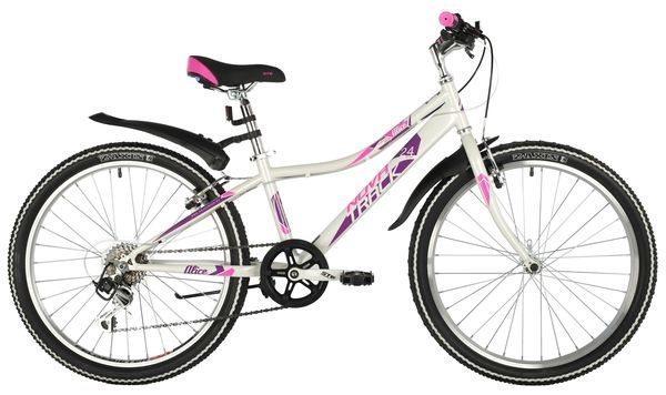 "Велосипед NOVATRACK 24"" ALICE ст. 6ск. V-brake"