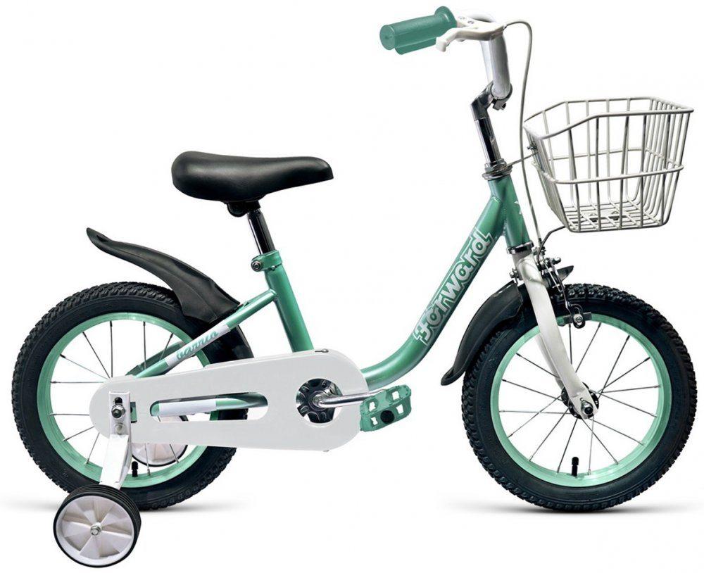 Детский велосипед Forward Barrio 14 (2018-2019)