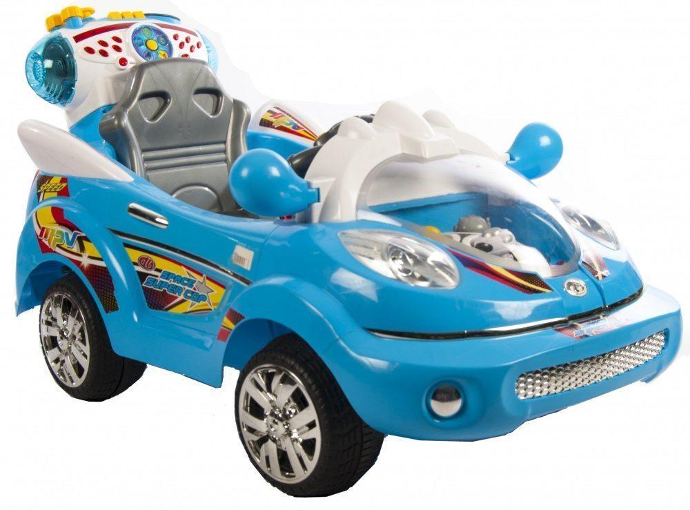 Детский электромобиль 638 R на радиоуправлении