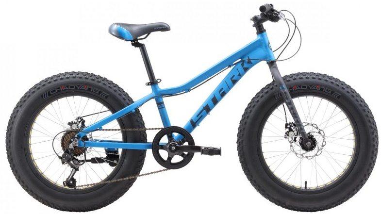 Детский велосипед Stark 2020 Rocket Fat 20,1 D