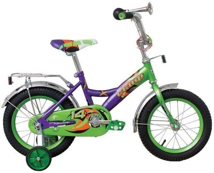 Детский велосипед Forward Скиф 014