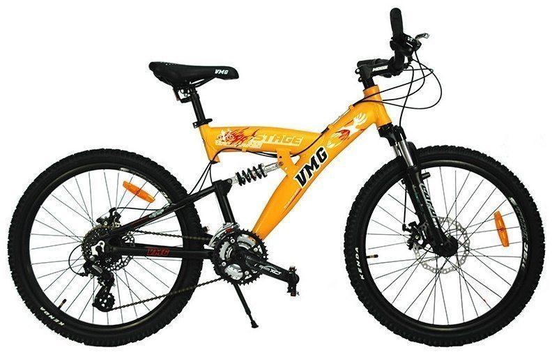 """Подростковый велосипед VMG Stage 24"""" (RA03138)"""