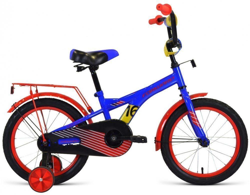 Детский велосипед Forward CROCKY 16 (2019-2020)