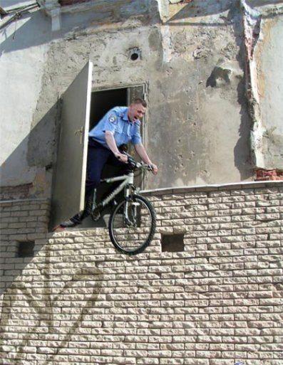 велоюмор